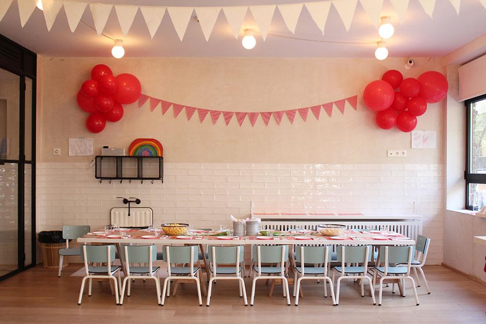 Ideas para fiestas de cumpleaos en casa beautiful cool - Decoracion fiestas infantiles en casa ...