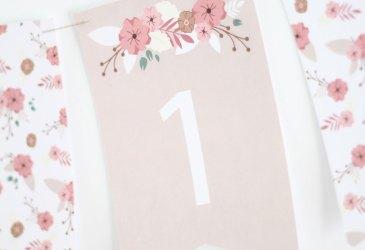 Novedad: Guirnalda de flores para comunión