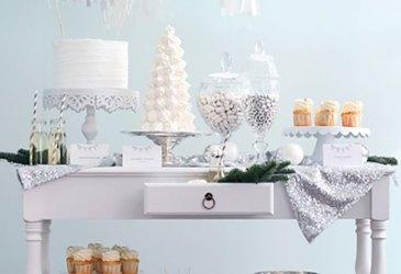 Inspiración: Una mesa de dulces que no es una mesa
