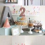 Inspiración fiestas infantiles: Archie cumple 2 años