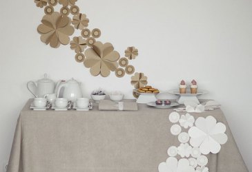 Wedding inspiration : Branco Prata