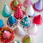 Cosas bonitas: Party hats!