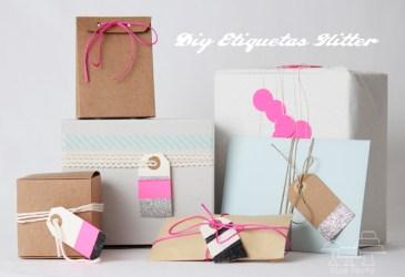 Diy: Tarjetas Glitter para esta navidad