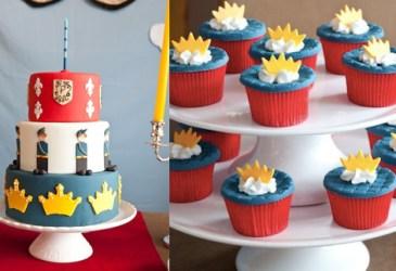 Inspiración: Un cumpleaños de verdaderos principes