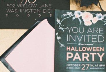 Inspiración: Halloween con mucho glamour