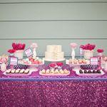 Inspiración: Una fiesta de cumpleaños muy rosa