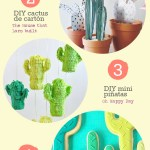 Ideas para tu Cactus Party