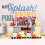 Inspiración: Summer pool party