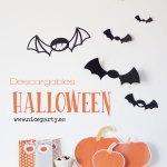 Fiesta de Halloween: Packs para imprimir