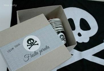 Nueva Nice Box: Fiesta pirata