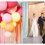 Inspiración bodas: Alecia y Jon