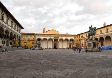 Piazza della Santissima Annunziata (Florence)