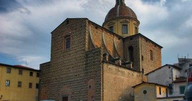 Church of Saint Fridianus (Florence)