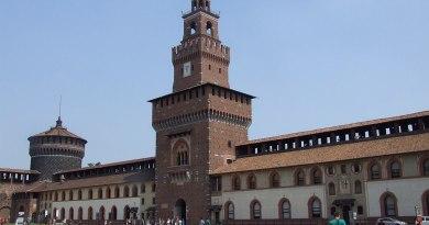 Nice place 94 – Sforza Castle (Milan)