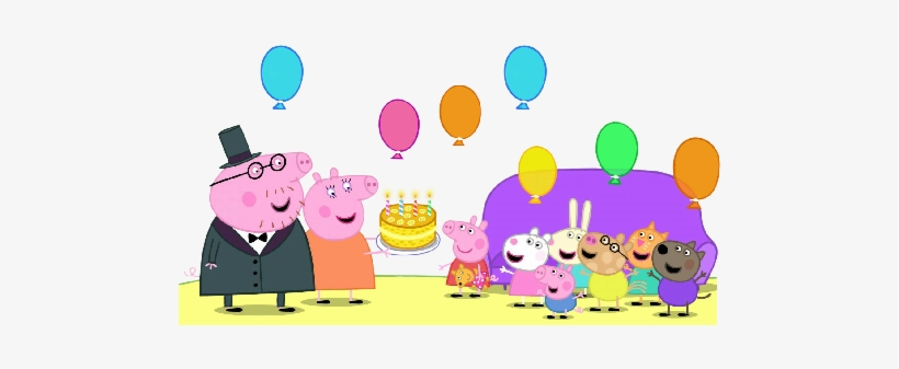 peppa pig my birthday party and other