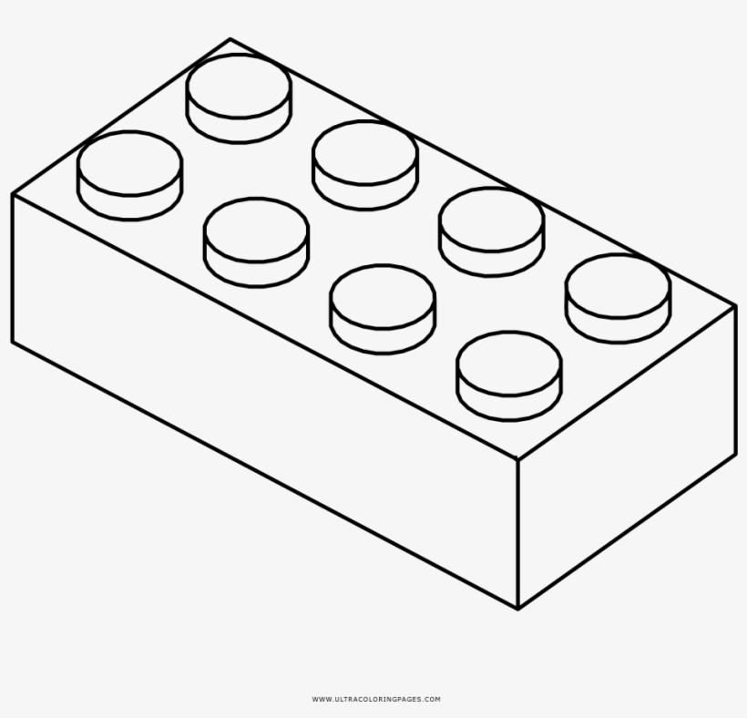 Lego Brick Coloring Page Lego Brick Coloring Pages Transparent Png 1000x1000 Free Download On Nicepng