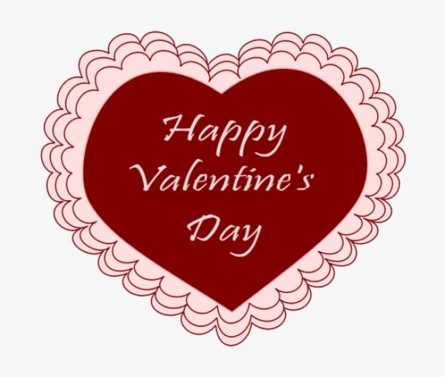 Free Valentine Clipart Transparent Background Happy Valentine Day My Friend Hd