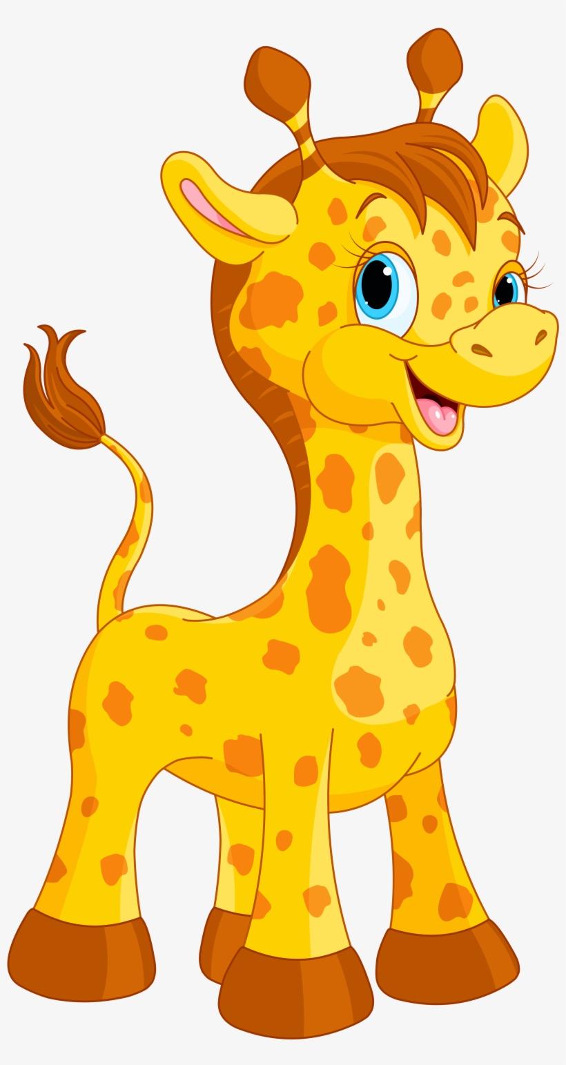 medium resolution of cute giraffe clipart