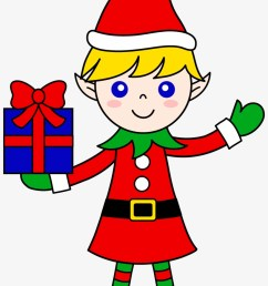 28 collection of santa and elf clipart clip art [ 820 x 1312 Pixel ]