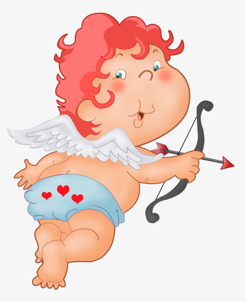 hight resolution of cupid clipart