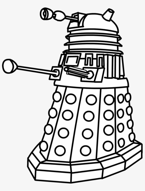 small resolution of tardis banner free clip art huge doctor who dalek drawing