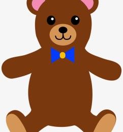 bears images free brown teddy bear clipart [ 820 x 1073 Pixel ]