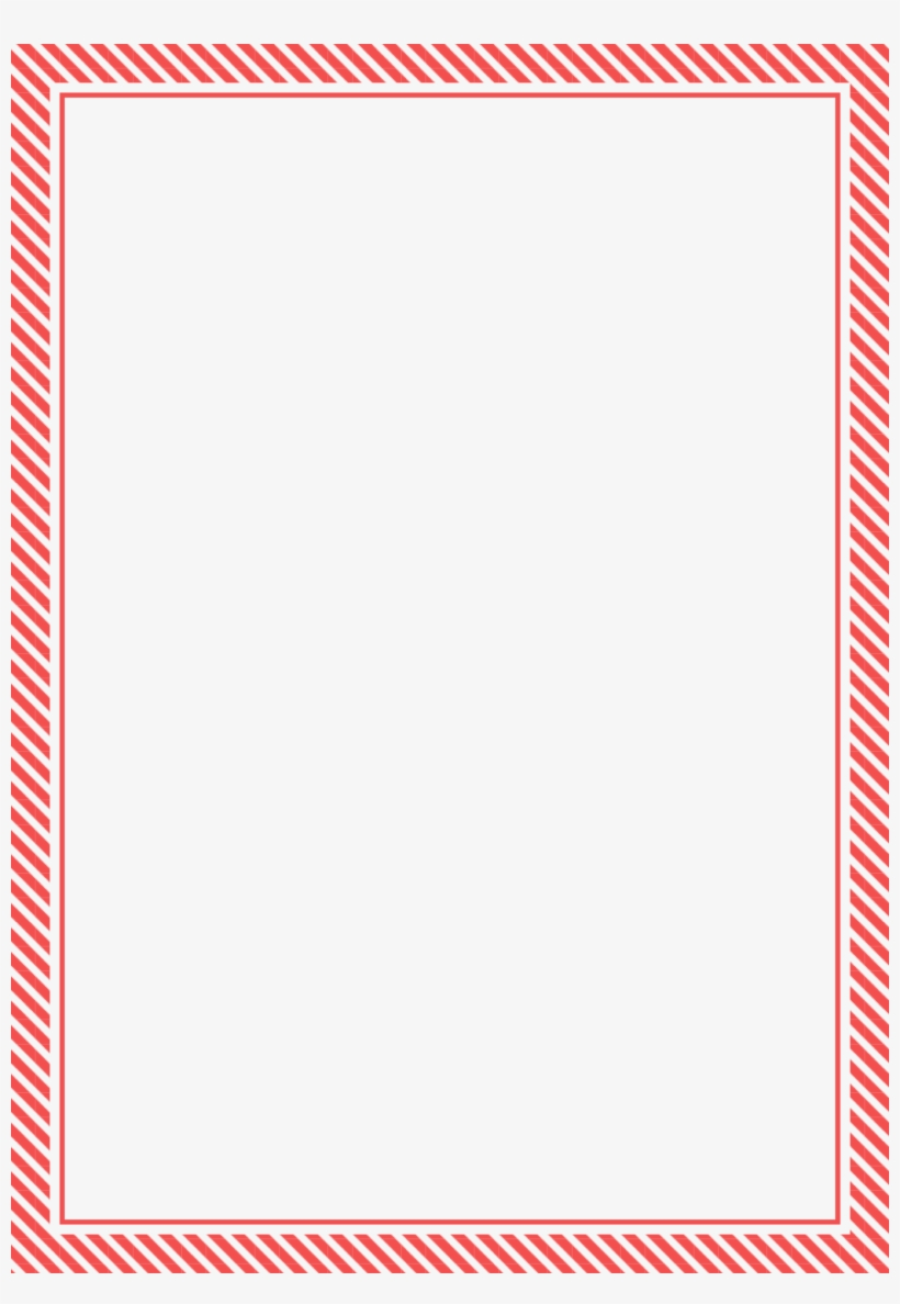 medium resolution of red candy cane stripe border free thin red christmas border