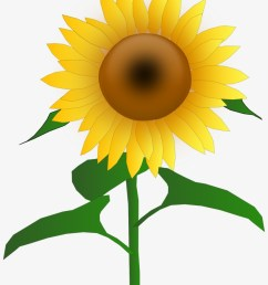 sunflower clipart commercial use sunflower clipart [ 820 x 1093 Pixel ]