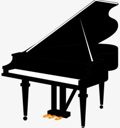 grand piano clipart free black and white cliparts and piano free clip art [ 820 x 963 Pixel ]