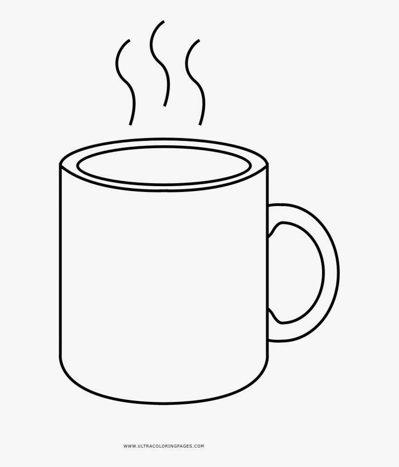 Cup Coloring Page Wagashiya Coffee Cup Coloring Pages