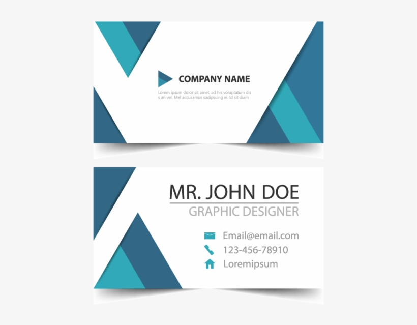 Never be caught without a couple to give out. Blue Corporate Business Card Template For Free Download Graphic Design Transparent Png 640x640 Free Download On Nicepng