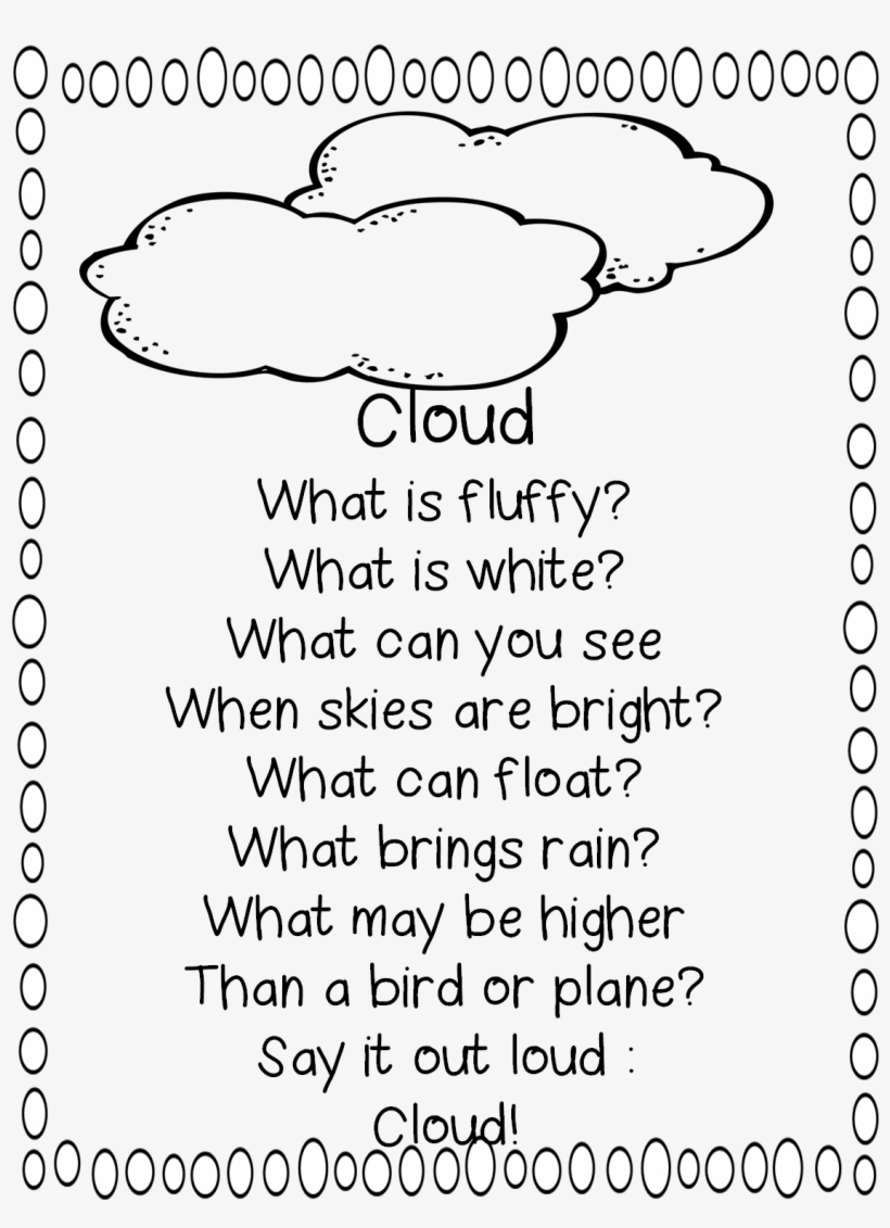 Poem For First Grade Clipart Poetry Rhyme Poems About