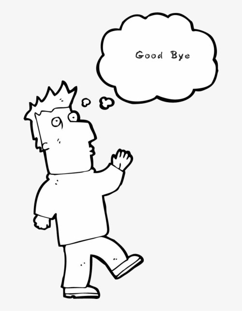small resolution of drawing illustrations good bye clipart free stock drawing