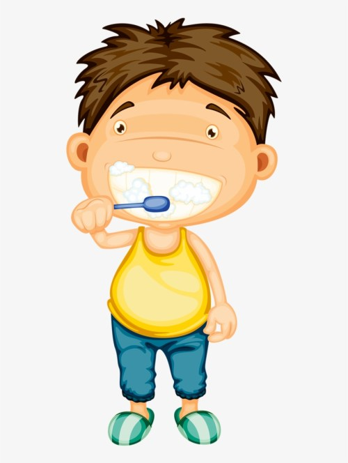 small resolution of dental health oral health health care brush brushing your teeth clipart