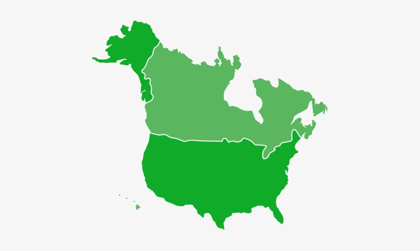 To pan the map click on the respective arrow on the pan button or click on the map and move your mouse/pointer to drag the map around (pan). Map Of Us And Canada Us And Canada Icon Transparent Png 459x410 Free Download On Nicepng