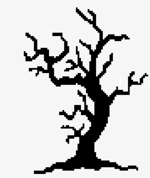 small resolution of spooky tree spooky trees clipart