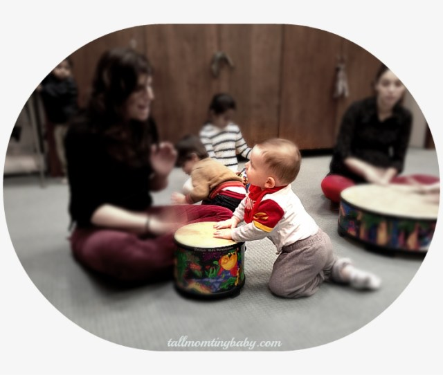 Baby Drum Remo Music Together Toddler