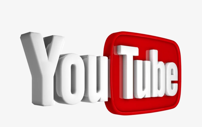 youtube channel art, also called the youtube banner, is the large art at the top of your channel page. Youtube Logo Png Transparent Png 1024x576 Free Download On Nicepng