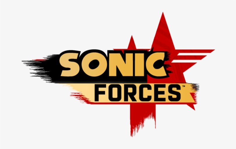 Sonic Forces Logo Png - Sonic Forces (nintendo Switch) Transparent ...