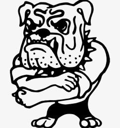 bulldog clipart high school northern lehigh bulldog band [ 820 x 966 Pixel ]