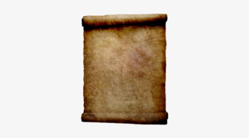 old paper scrol paper