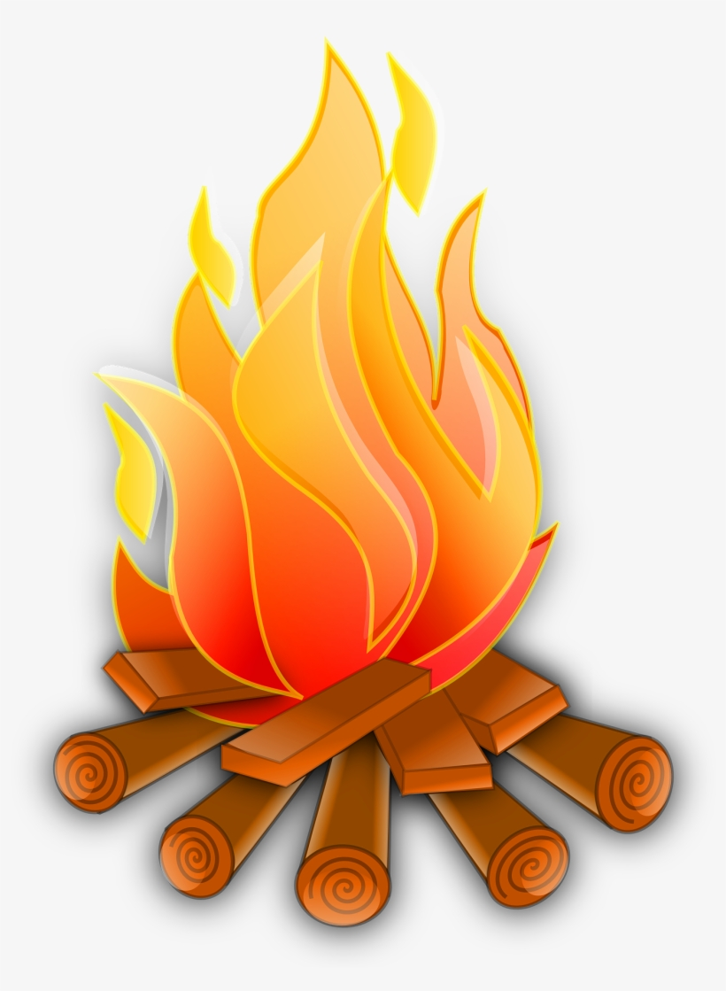 medium resolution of campfire vector png transparent image fire clipart