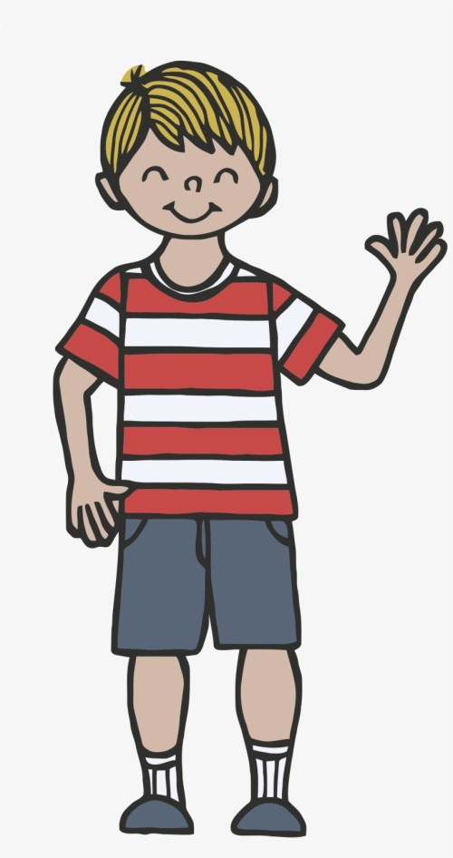 small resolution of wave clipart kid waving clipart