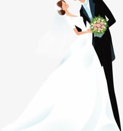 bride and groom images cartoon wedding [ 820 x 1136 Pixel ]