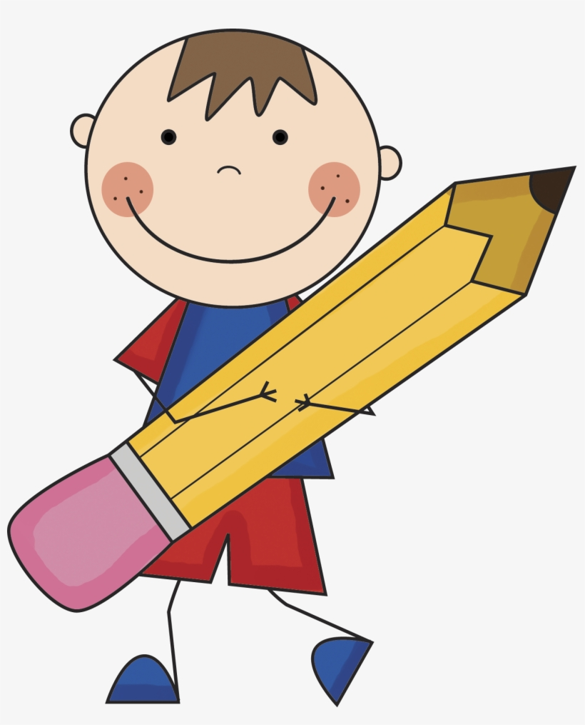 hight resolution of notebook and pencil clipart boy with pencil clipart