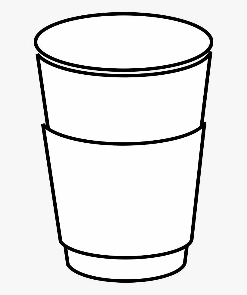 hight resolution of coffee clipart silhouette png paper cup clip art