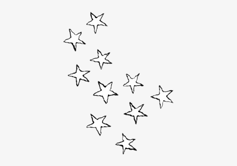 doodle star png clipart