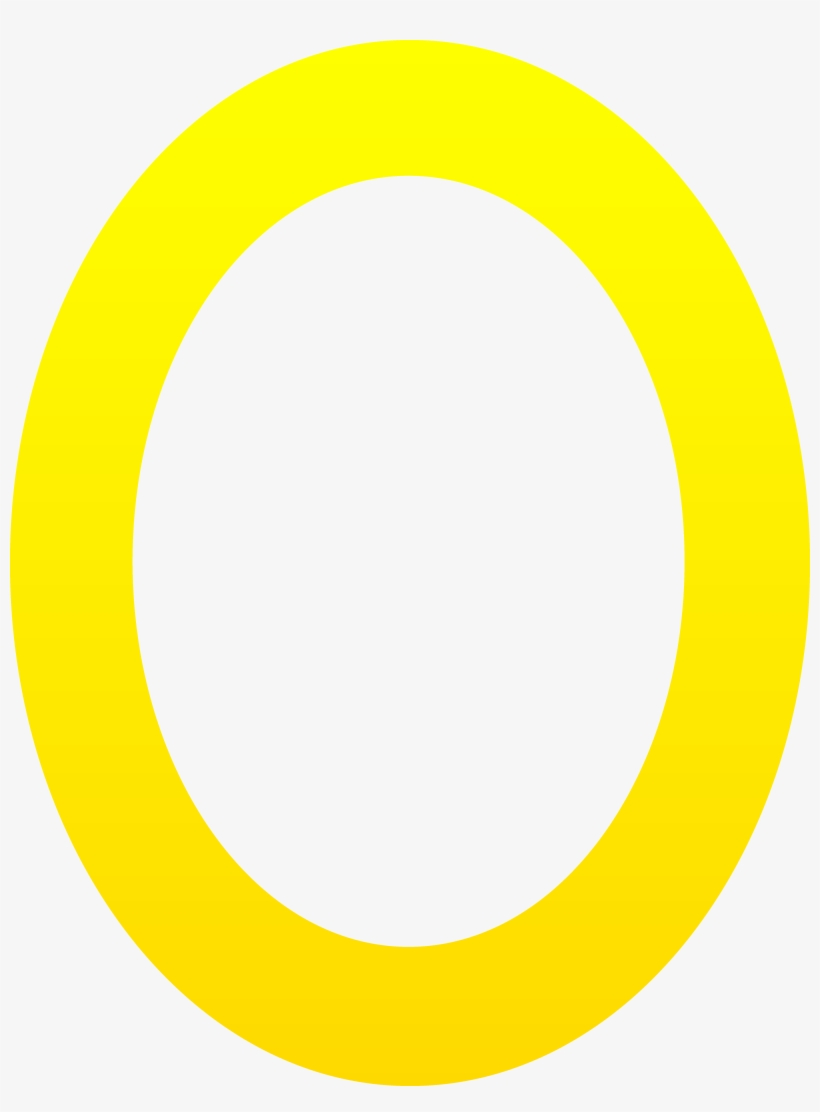 hight resolution of letter clipart yellow letter o free clip art