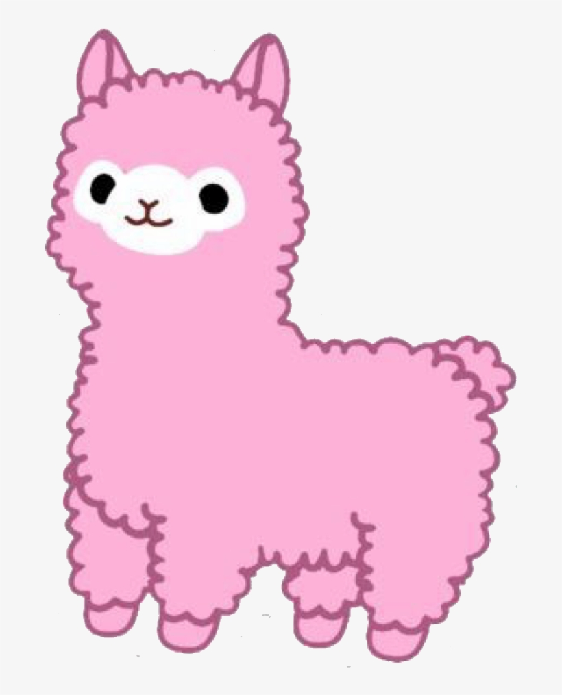 hight resolution of llama clipart kawaii alpaca kawaii