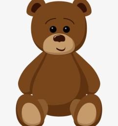 bear png drawn teddy bear clip art transparent background [ 820 x 987 Pixel ]